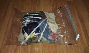 Space Bags To Go Review: Saving money on Baggage Fees