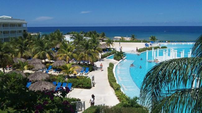 Palladium Resort in Jamaica