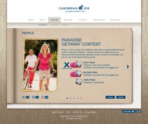 Caribbean Joe Photo Contest