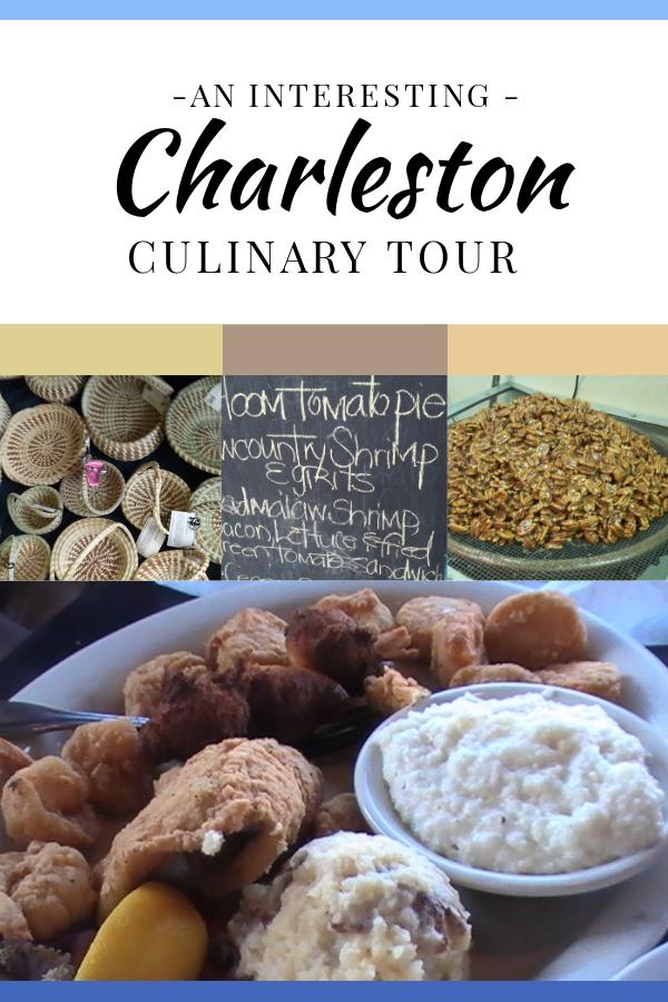 An Interesting Charleston Culinary Tour
