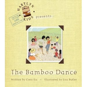 Book Review: The Bamboo Dance from Hartlyn Kids