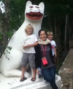 Mom Traveler Spotlight: Candice Broom