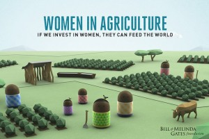 Empowering Women in Developing Nations in Agriculture – Infographic