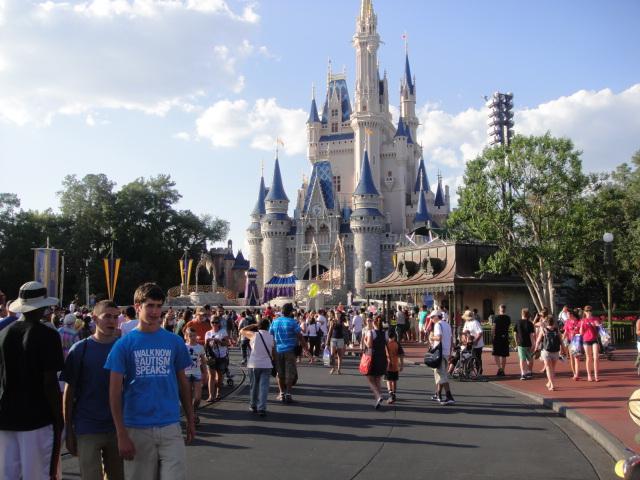 Rich Manhattan Moms Disney World