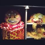 Dralion costumes