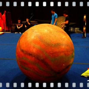 Cirque du Soleil Dralion – Baltimore Performance