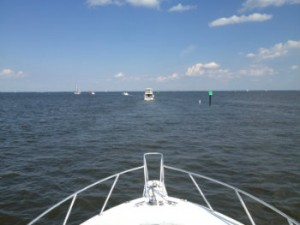 Fall Family Day Trip on the Chesapeake with Local Non-Profit