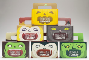 Trick or Treat With a Purpose Thanks to UNICEF