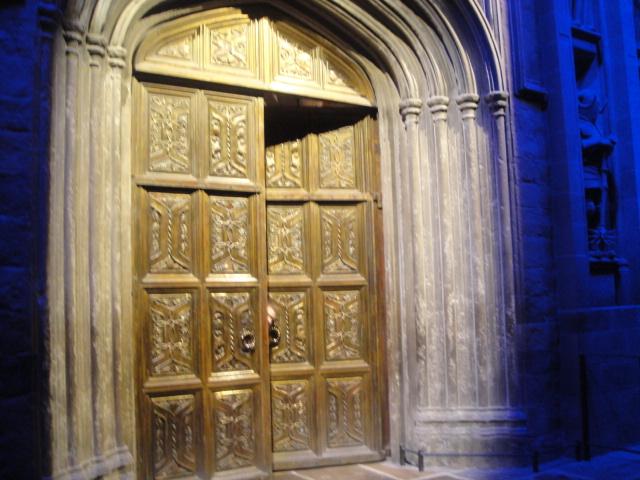 Great Hall Doors