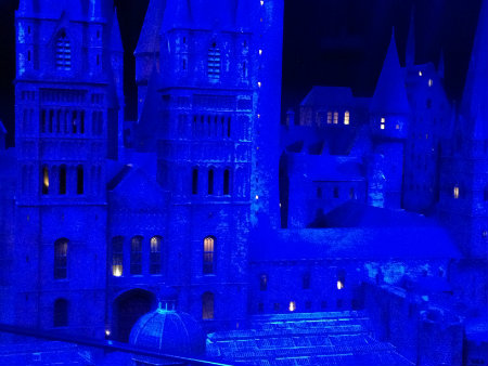 London attraction: Hogwarts