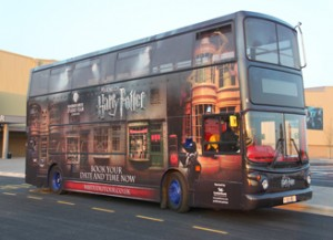 Studio Tour Bus