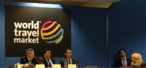World Travel Market Industry Session