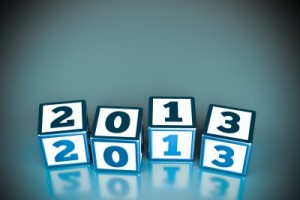 Travel Resolutions for 2013
