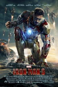 Latest Iron Man 3 Trailer – A Mom's Job Is Never Done