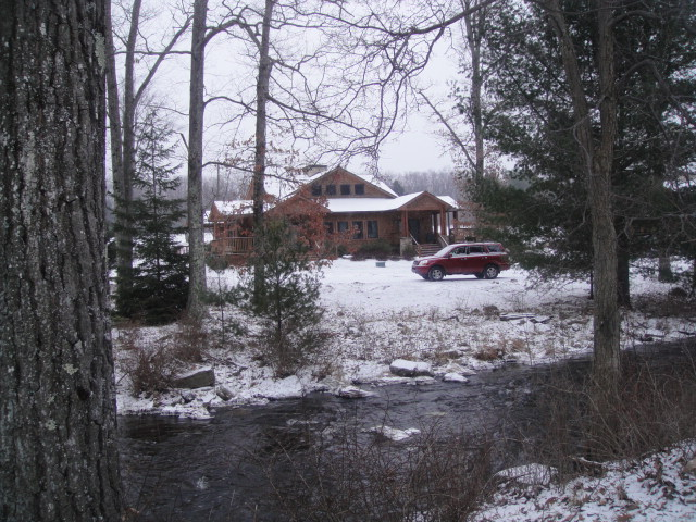 Cottage_Pocono Mountains