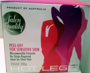 The Weather Is Warming Up: Hot Legs Hair Removal (Review)