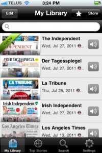 Traveling Overseas: Keeping Abreast of News With Press Reader