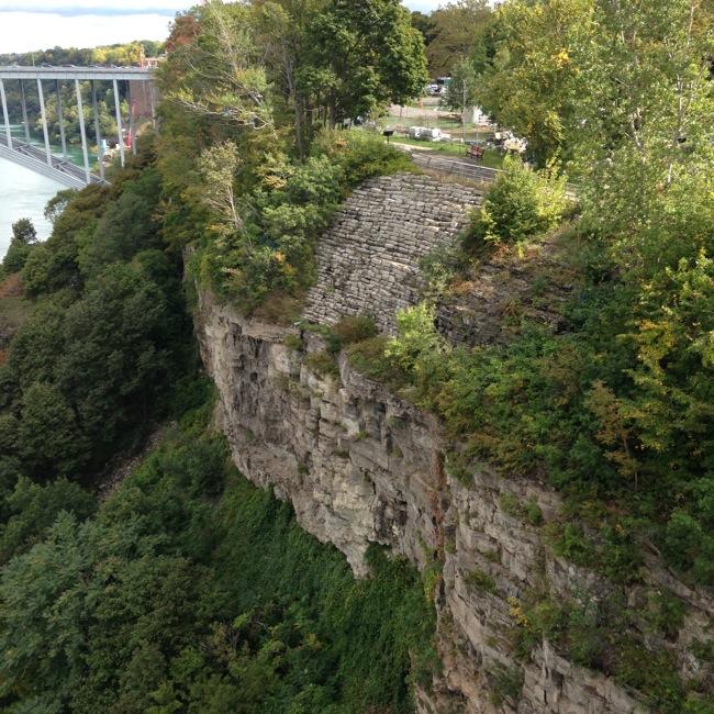 Niagara Falls Cliffs