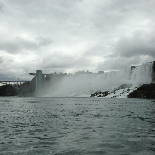 Some of the beauty of Niagara Falls
