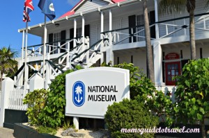 Carnival Sunshine, On-Foot Excursion: Cayman Islands National Museum
