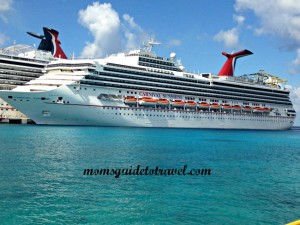 Traveling Solo On The Carnival Sunshine