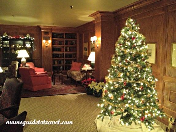 Holiday Lights Winter Travel