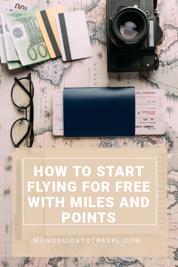 How To Start Flying For Free