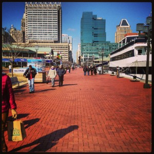 Baltimore Family Travel