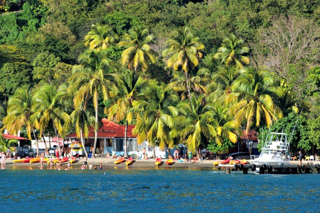 The Guadeloupe Islands
