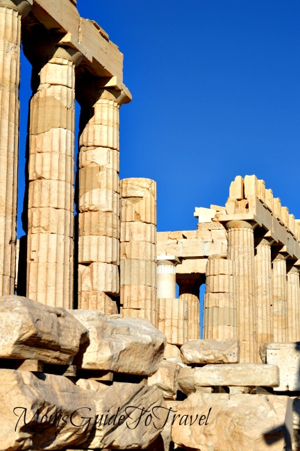 Travel To Athens - Acropolis