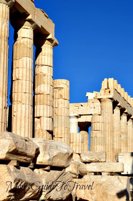 Travel To Athens - Acropolis