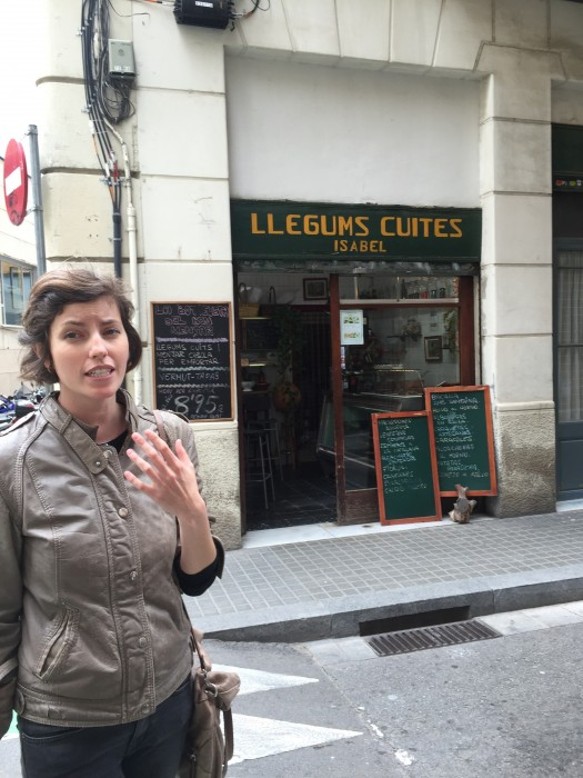 Devour Barcelona Food tour