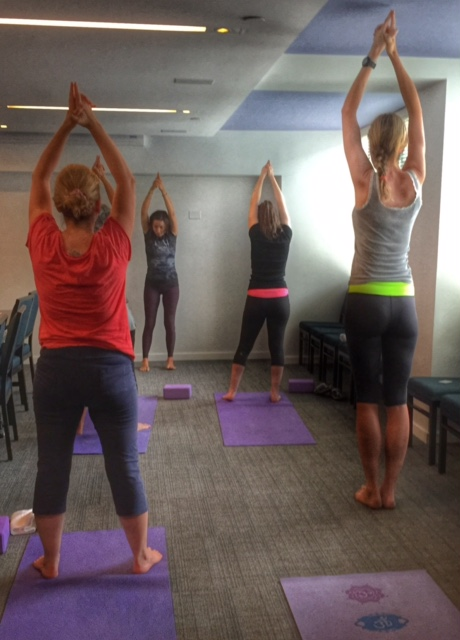 Avenue Suites DC Yoga