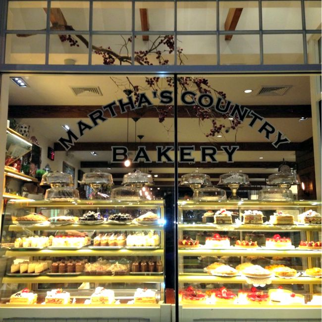 Queens: Marthas Bakery