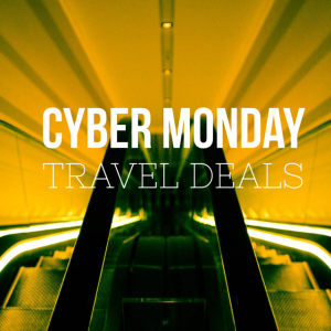 Cyber Monday Travel Deals 2015