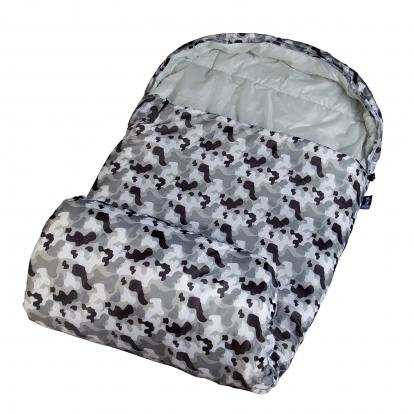 GreyCamoSleepingBag