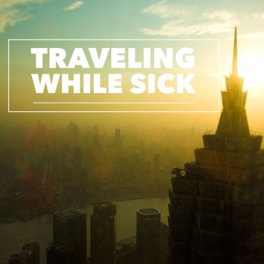Traveling While Sick: How To Help Yourself Feel Better