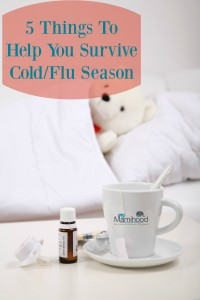 5 Things To Help You Survive Cold and Flu Season