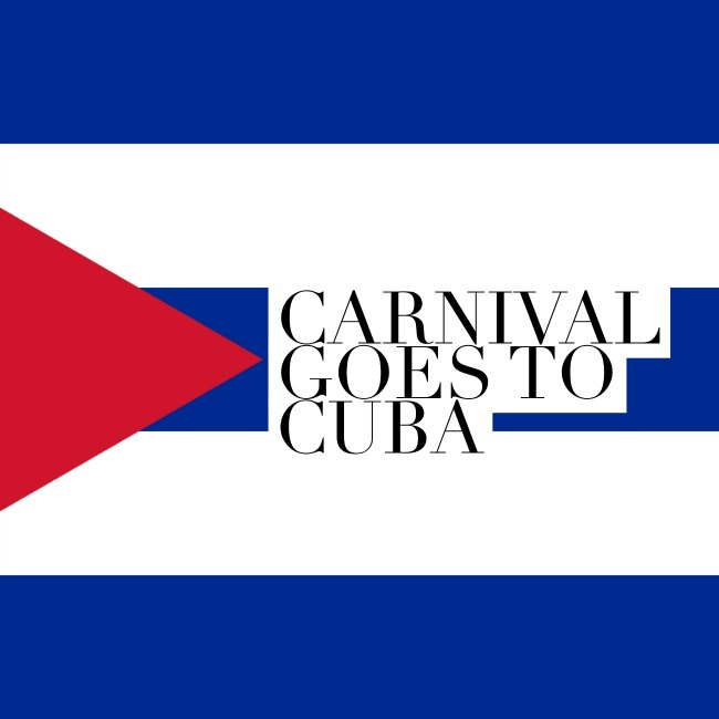 Carnival Cruises Travels to cuba