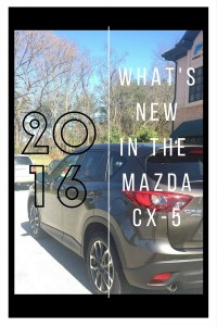 What's New In The 2016 Mazda CX-5