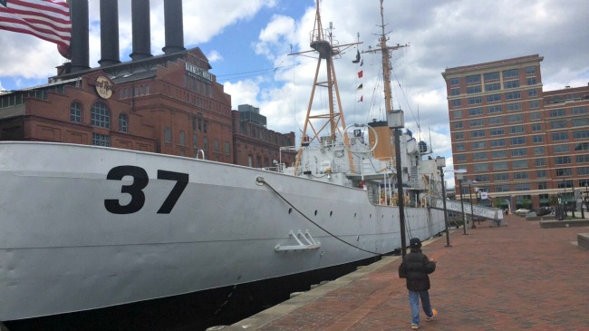 Baltimore Historic Ships