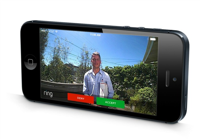 Ring Doorbell Security On Phone