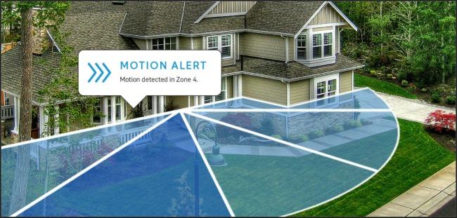 Ring Doorbell Security Motion Alert