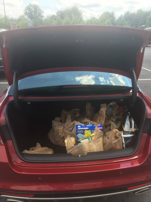 2016 Kia Optima SX Turbo Trunk