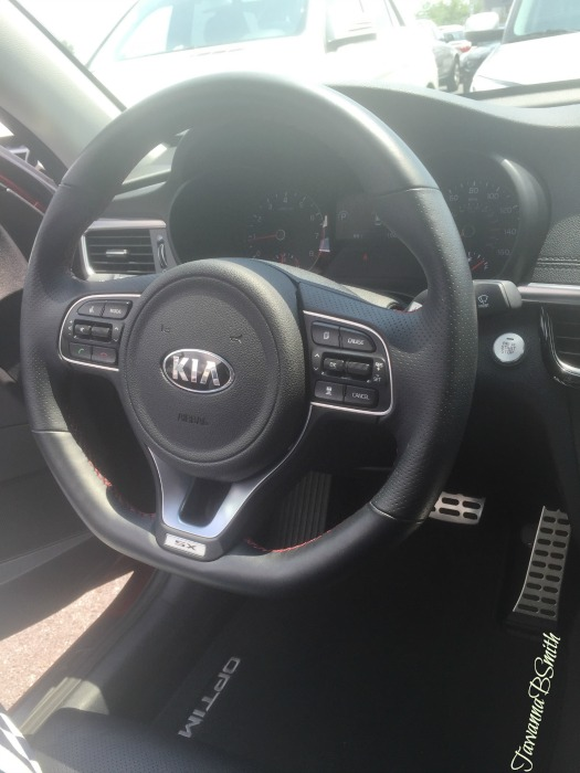 2016 Kia Optima SX Turbo Wheel