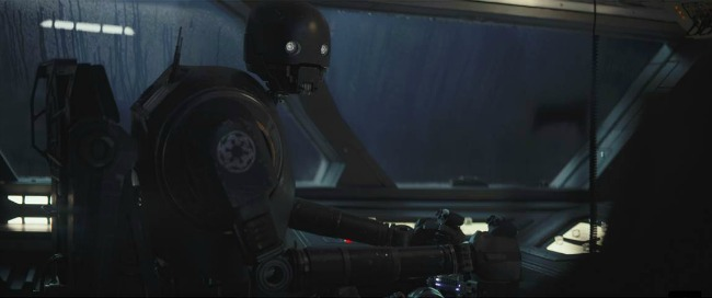 K230 Droid from Star Wars Rogue One