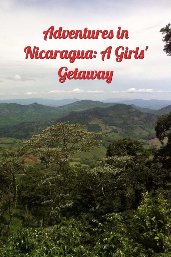 Nicaragua Girls Getaway