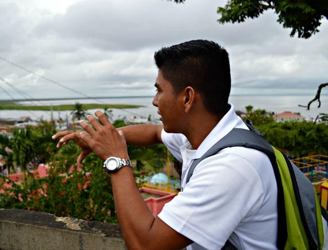 Enrique in Nicaragua