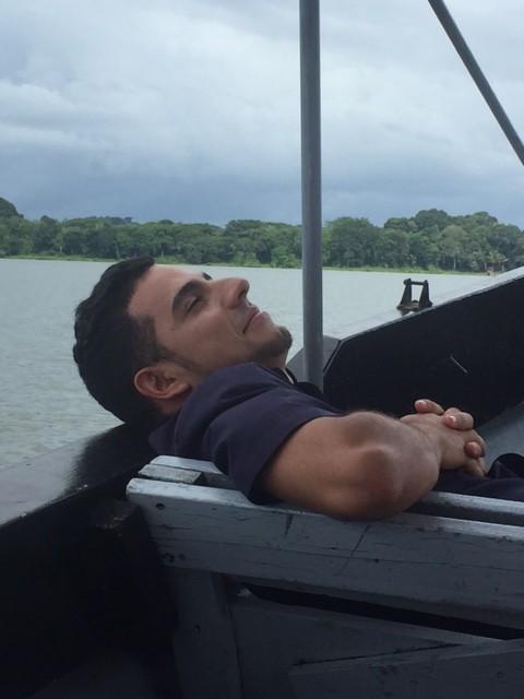 Gabriel in Nicaragua