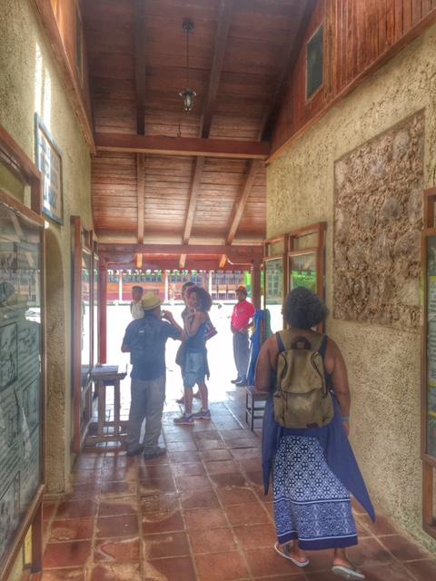 Inside Fortaleza